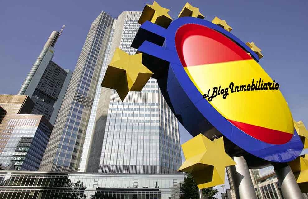 Europa BCE sector inmobiliario España elBlogInmobiliario.com