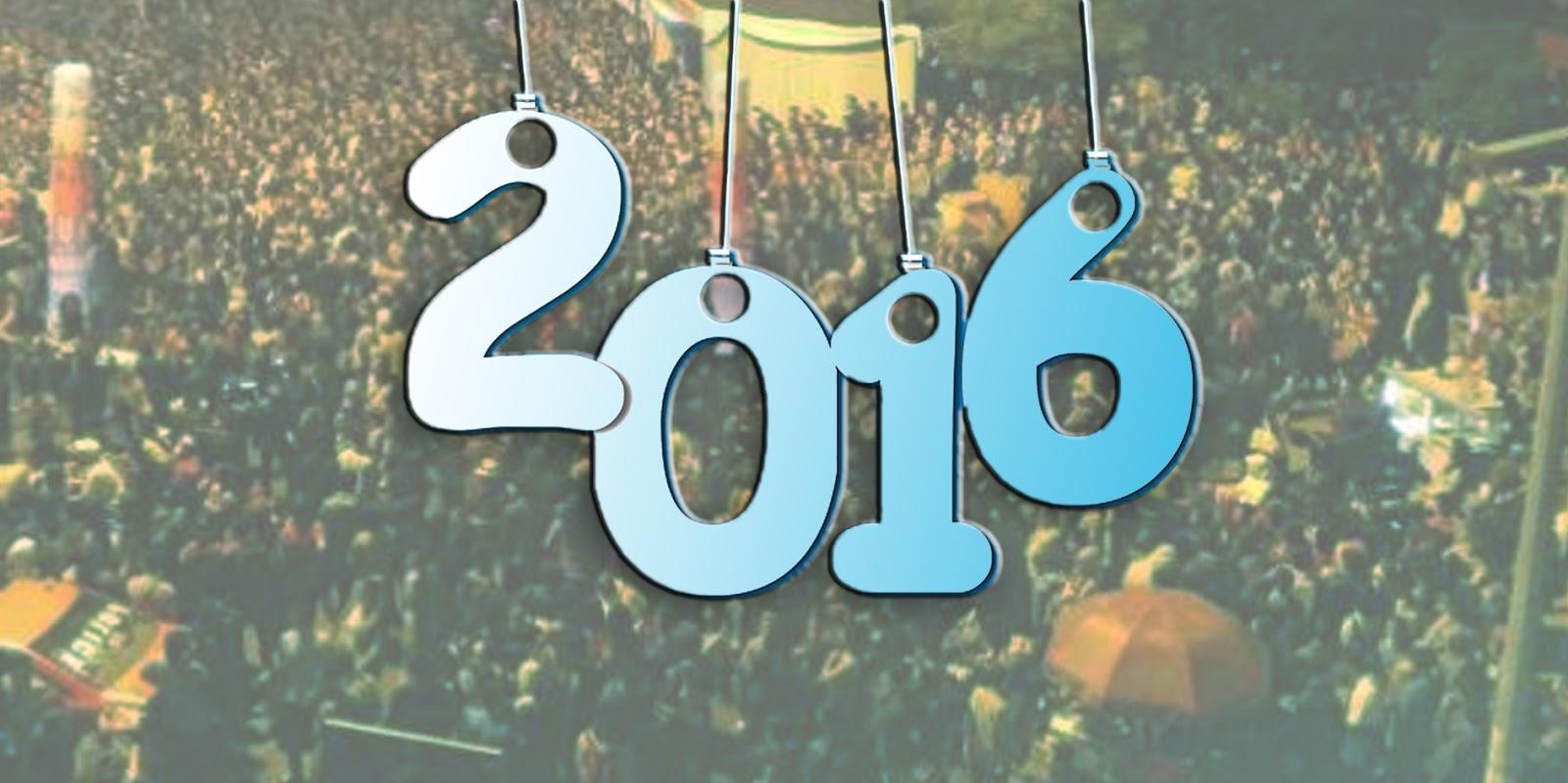 Lokasi Pusat Perayaan  Malam Tahun Baru 2016 di Bandung