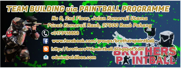 BROTHERS PAINTBALL