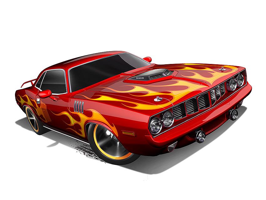 T Hunted As Ilustra 231 245 Es Dos Carros Do Lote L Da Hot Wheels