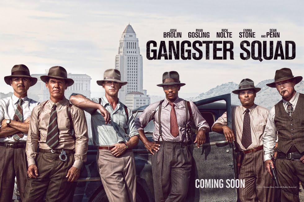 Gangster%2BSquad%2BMovie Gangster Squad Movie We've got our hands on the UK TV spot of Gangster Squad ...