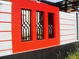 gambar pagar rumah minimalis