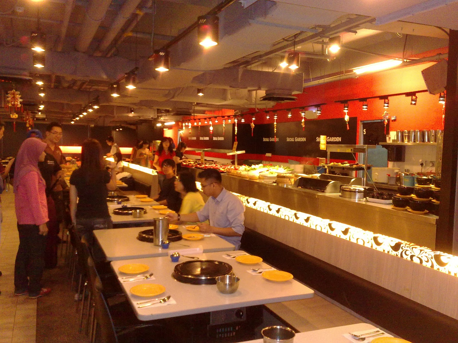 It\'s About Food!!: Seoul Garden @ Gurney Plaza