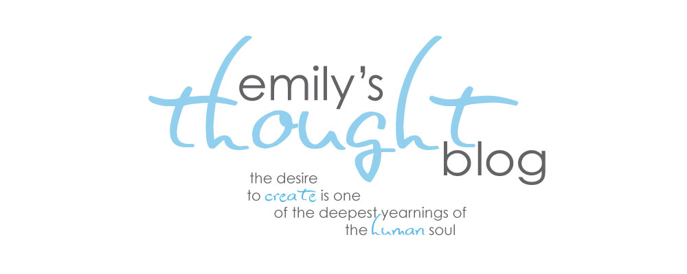 Emily's Thought Blog