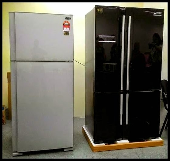 Home Refrigerator Mitsubishi Electric