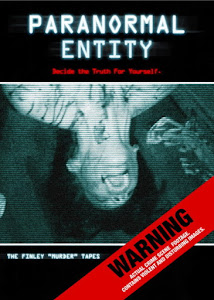 Paranormal Entity Poster