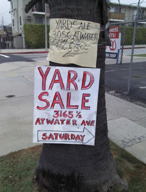 atwater yard signs