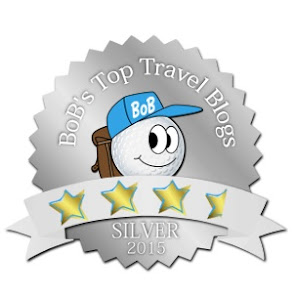 Ranked amongst 2,000+ travel blogs worldwide!