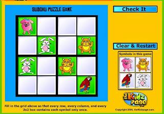 http://www.thekidzpage.com/freekidsgames/games/sudoku/4x4/sudoku-animals.html