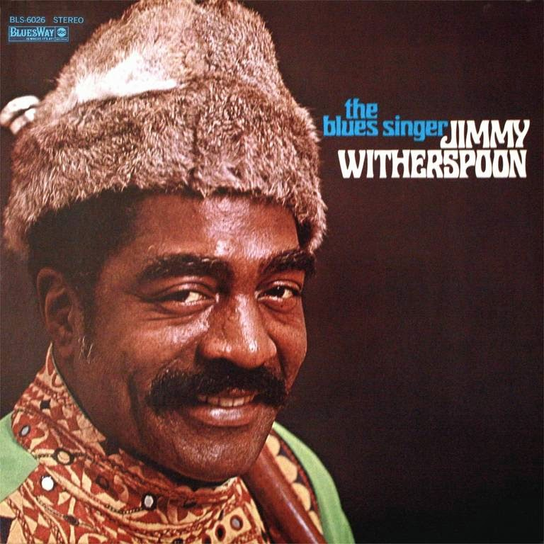 Jimmy Witherspoon And Groove Holmes In Blues