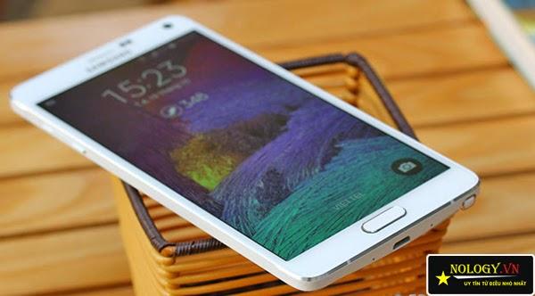 Samsung galaxy Note 4 Nhật