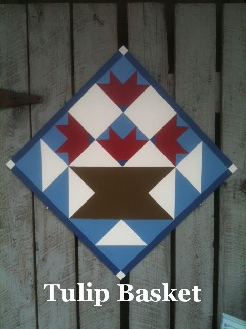 Painted Barn Quilts For Sale