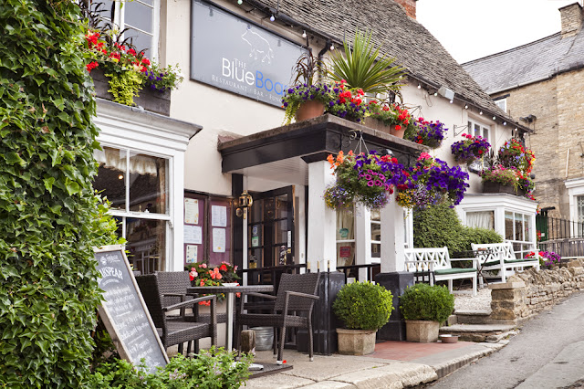 One of Chipping Norton's oldest Inns, the Blue Boar by Martyn Ferry Photography