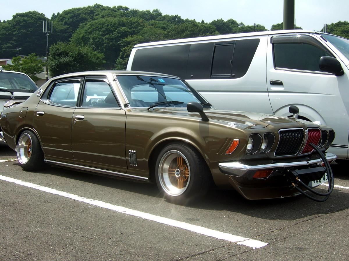 Nissan Bluebird-U 610, ciekawe japońskie klasyki, fajne stare samochody, stare auta z napędem na tył, unikalne, JDM