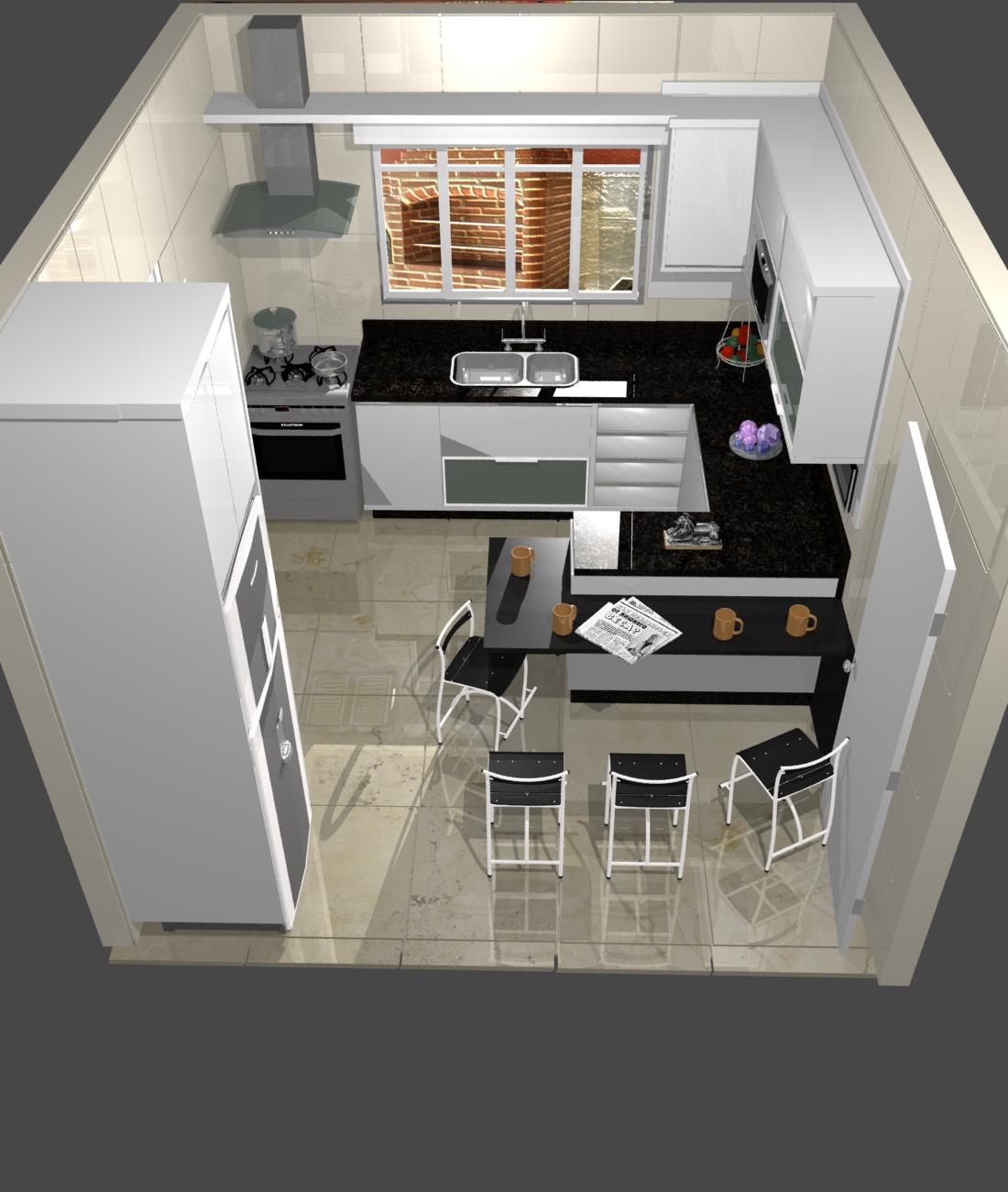 para cozinhas cozinhas planejadas dellano dellano cozinhas planejadas #6D442B 1100 1300