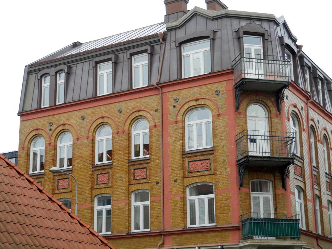 Edifici a Kristianstad