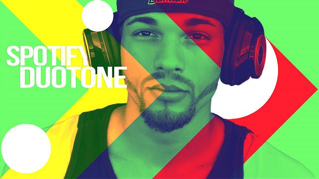 Duotone Color effect - Photoshop Tutorial