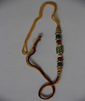 Moli Rakhi with Coloured Beads