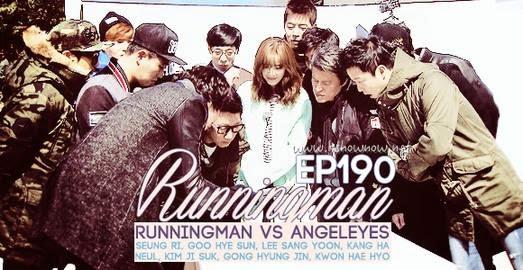 Running Man Episode 190