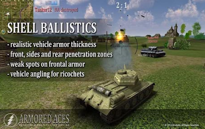 Download Armored Aces - 3D Tanks Online MOD