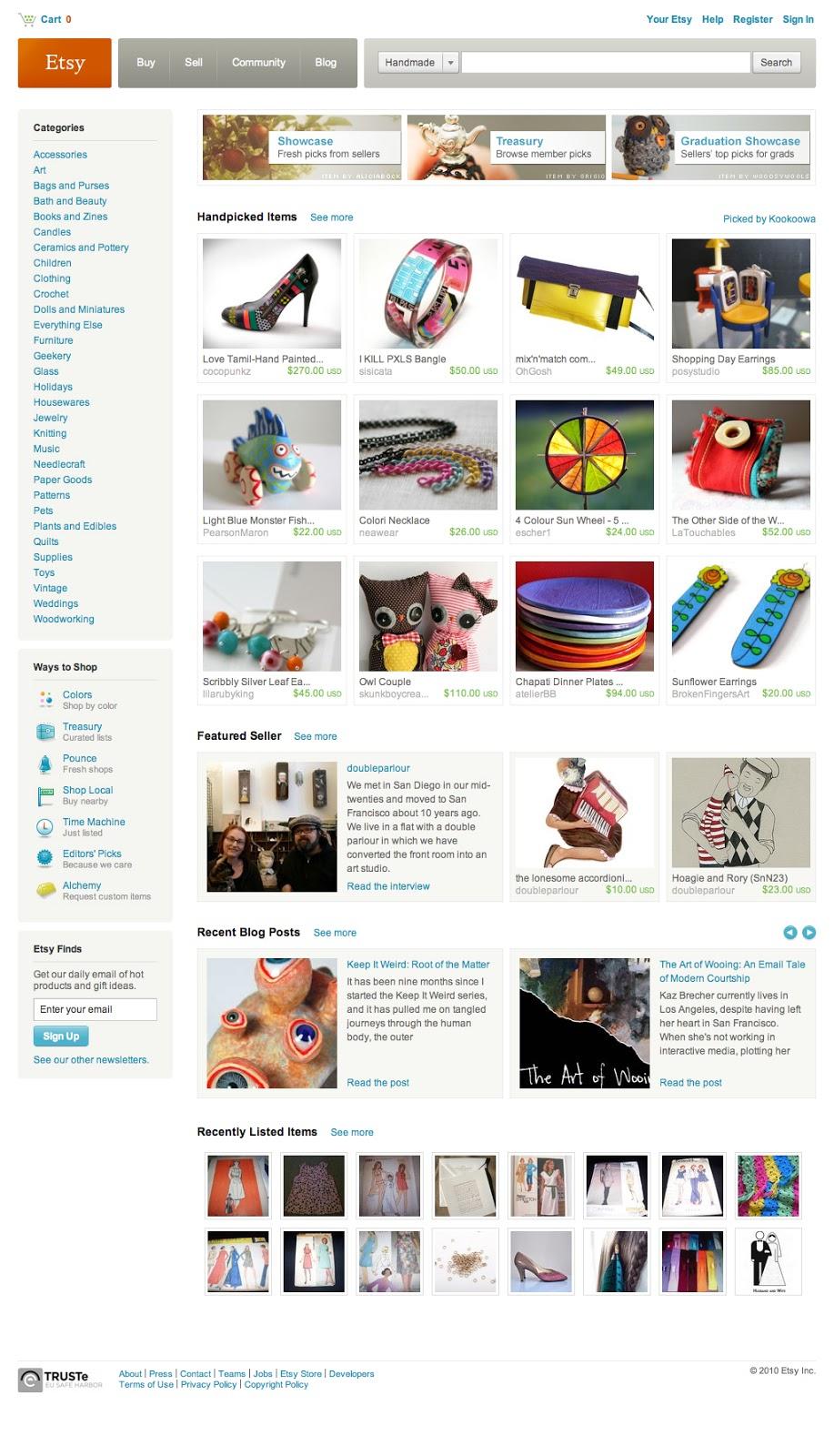 Le blog ou acheter vendre sur internet des articles fait main des fournitures et des objets - Vendre des objets sur internet ...