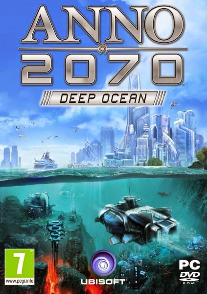 Anno 2070 Deep Ocean Free Download