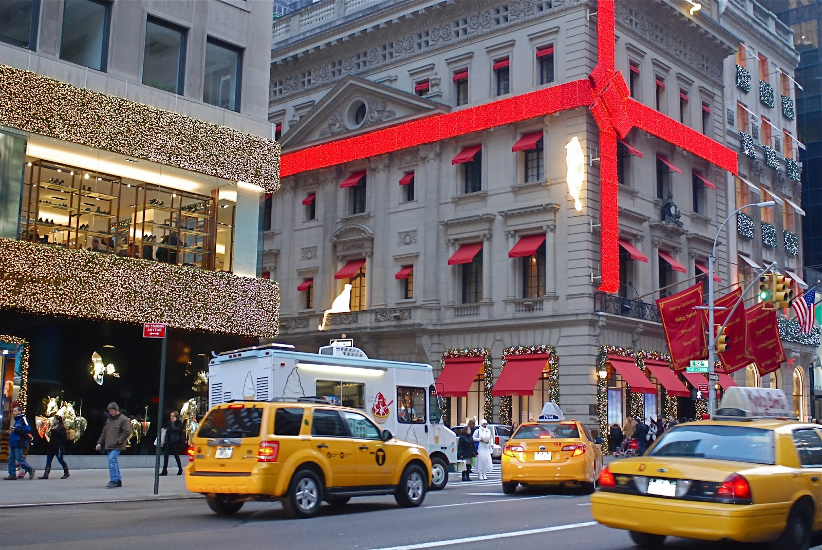 Led Christmas Lights Red