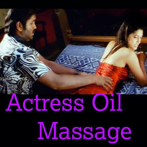 Actress Body Massage