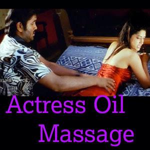 Actress Body Massage
