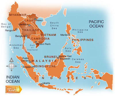 Pinoy Techbuster Guide In Backpacking Southeast Asia