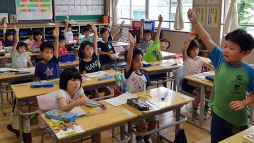 Phương pháp giúp trẻ có hứng thú học tập của người Nhật Bản