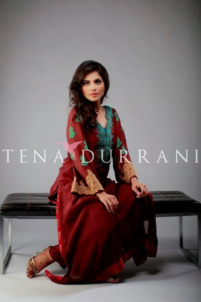 Tena Durrani Dresses for Mid Summer-14