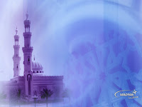 Lilac Delight Mosque Islamic Wallpaper By Madyan