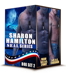 SEAL Brotherhood Boxed Set No. 2 out now