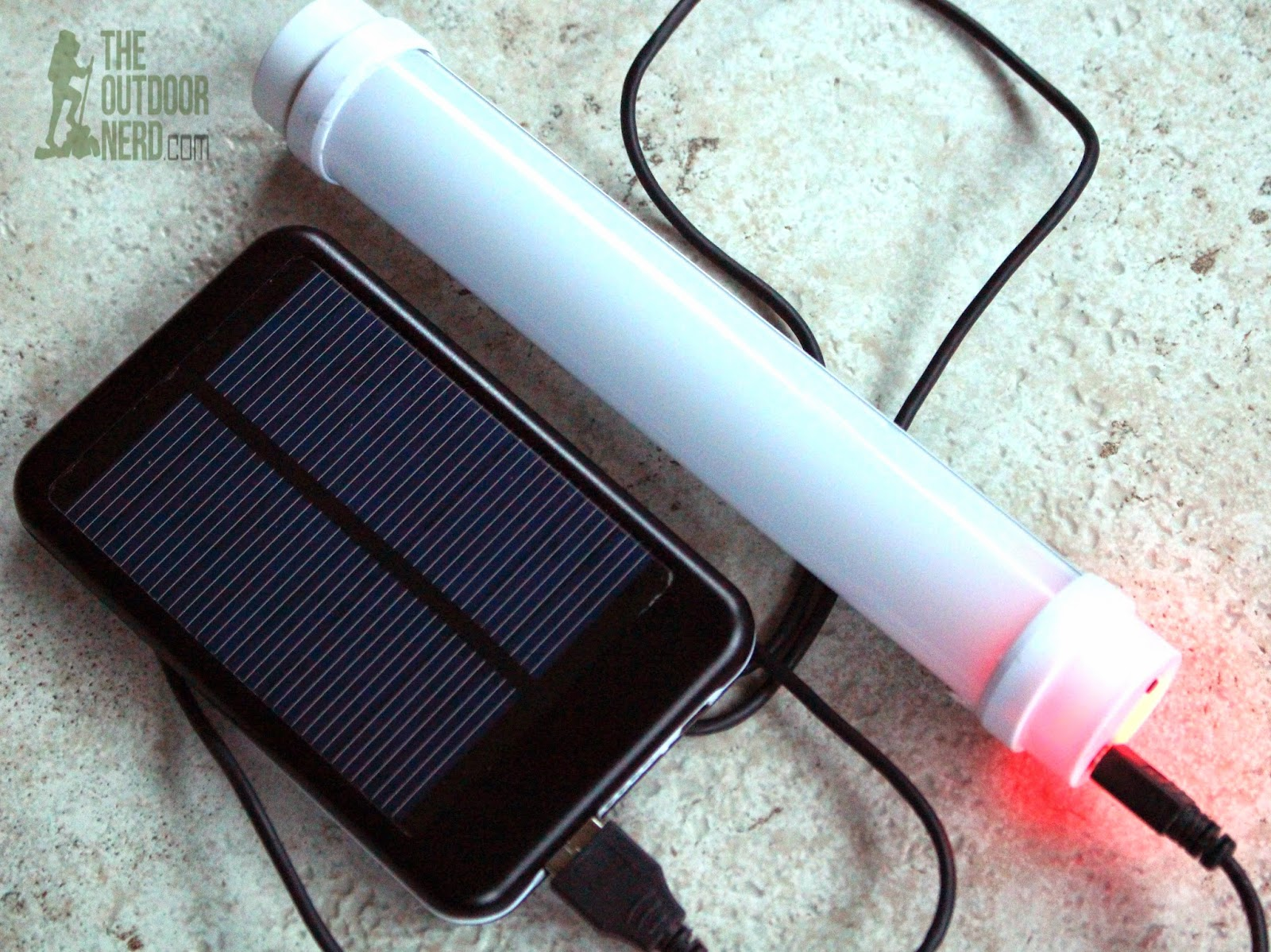 OxyLED Q6 Rechargeable USB Lantern - Product Link