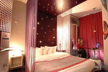 hotels of paris: