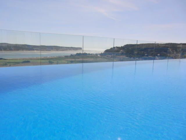 Panoramic pool