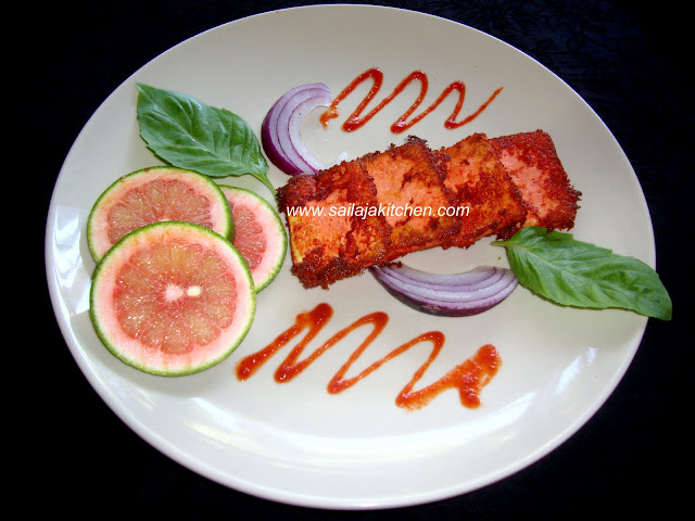 photo of Tandoori Tofu