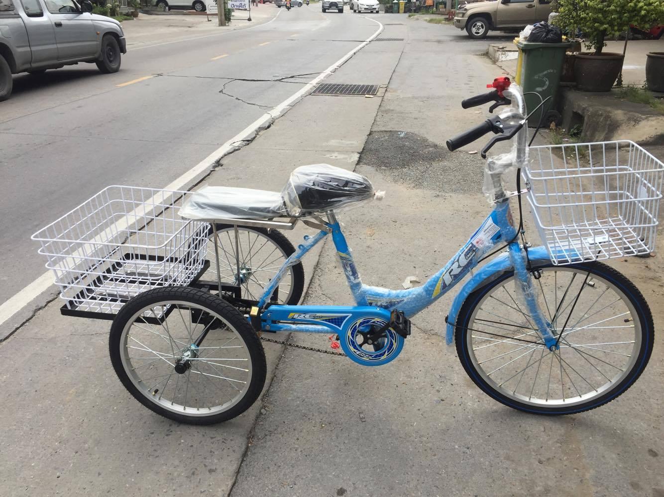 จักรยานสามล้อ รหัสสินค้า TCG 0038