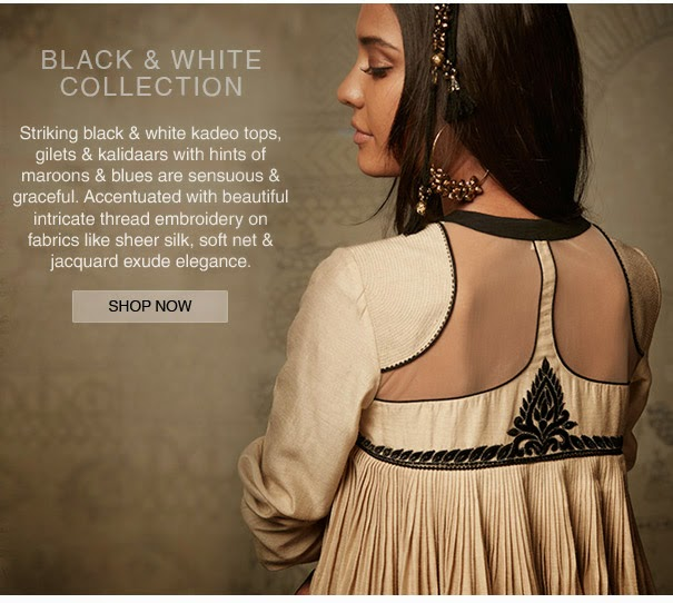 Latest Tarun Tahiliani Collections at Exclusively.in