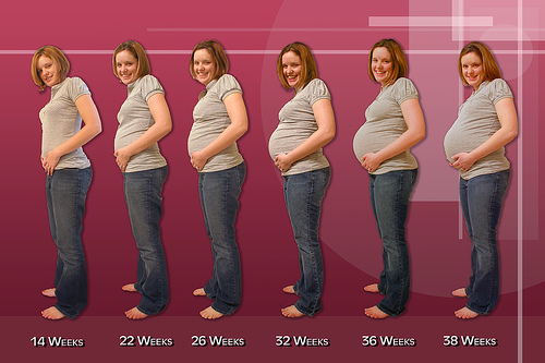 Early signs of pregnancy 4 weeks pregnant