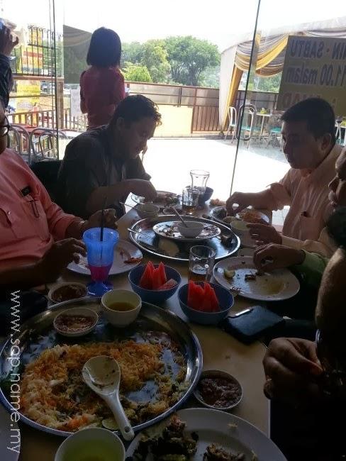 Restoran D'Arab Cafe, Selera Duta, Kuala Lumpur