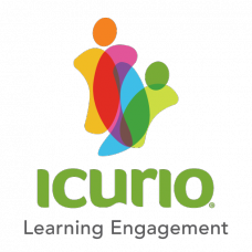 iCurio Logo: Learning Engagement