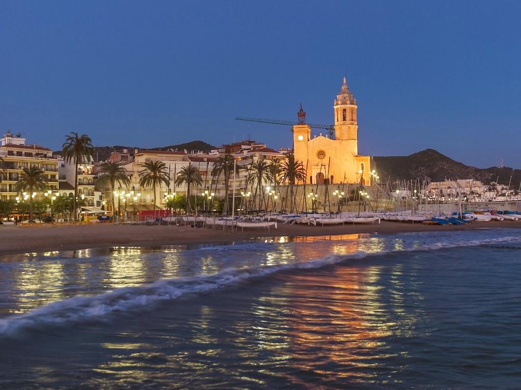 Best Beach Restaurant Sitges