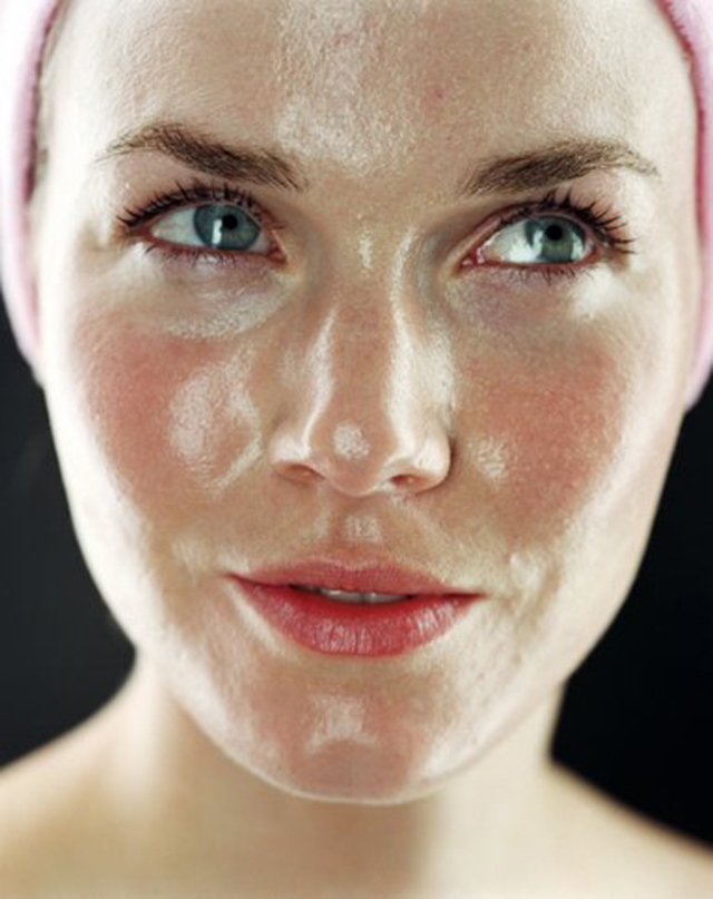How to get rid of oily skin and blackheads 2014