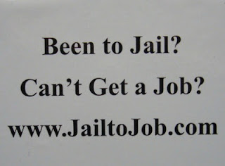 Jobs for ex-offenders and felons