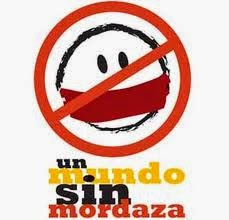 ¡NO A LA LEY MORDAZA!