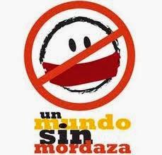 ¡NO A LA LEY MORDAZA!