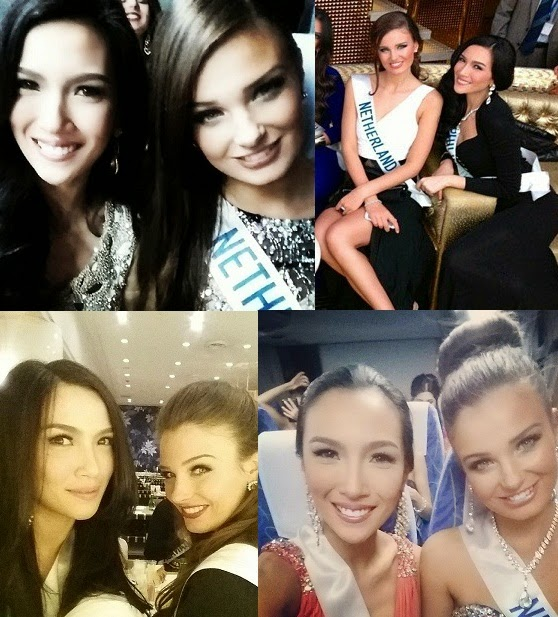 Miss Philippines Bianca Guidotti