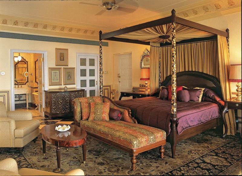 Shambu Prakash suite, Tak Lake Palace, Udaipur